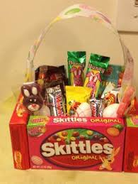 candy basket ideas easy diy idea not available anymore but you can make it yourself