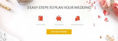 steps to planning a wedding plan your wedding in 3 easy steps with bandbaajaa shaadi
