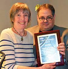 Mara With The O Mara Receives St Paul Labor Federation S Humanitarian Award