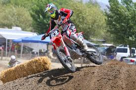 how to get into motocross racing muscle milk twmx race series profile jaisaac sloan