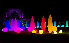 Botanical Garden Atlanta Lights A Perfect Atlanta Christmas Travel Leisure