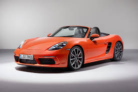 red porsche boxster 2017 new porsche 718 boxster prices specs and full details of flat