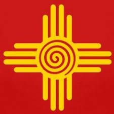 nm state symbol perhaps a dreamcatcher out of it