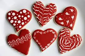 valentines day cookies s day cookie decorating craft