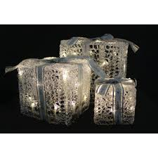 3 led light up gift boxes from tj hughes uk