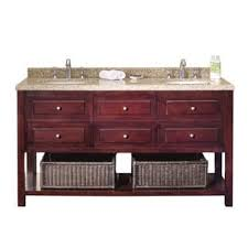 60 Bathroom Vanity With Top 51 60 Inches Bathroom Vanities Vanity Cabinets For Less