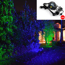 laser stars indoor light show meteor shower stars landscape lights single blue moving decorative
