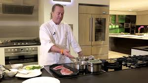 Omega Cooktops Neil Perry Kitchen By Omega Induction Cooktop Youtube