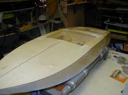 Free Wooden Model Boat Designs by Radio Control Boat Plans For Free Plywood Catboat Boat Plans