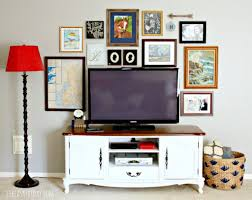 Behind The Design Living Room Decorating Ideas Decorate Wall Behind Tv Amazing Home Interior Design Ideas By