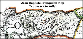 Map Tennessee The Secret History Of Middle Tennessee That Your Teacher Never