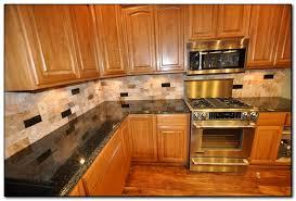 kitchen backsplash and countertop ideas kitchen astonishing kitchen backsplash with black granite kitchen