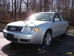 Audi A 6 2003 2003 Light Silver Metallic Audi A6 3 0 Quattro Sedan 27235363