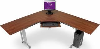 L Corner Desk Discount Corner Desks Ofm Rize L Shapeed Corner Desk 55177