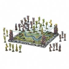chess sets from the chess piece chess set store mythical fairy