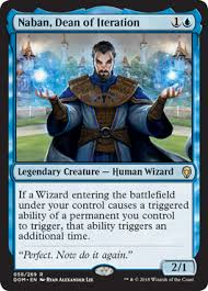 top 20 wizard enters the battlefield triggers exclusive dominaria