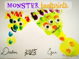the joni journey 6 monster halloween crafts