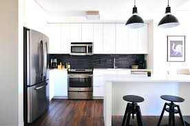 Painting The Kitchen Ideas Paint Kitchen Cabinets Black Or White Appliances Cabinet Color