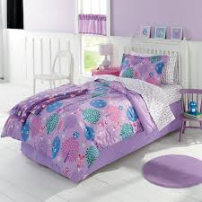 Mainstays Bedding Sets Nursery Beddings Purple Bed In A Bag With Matching Curtains In