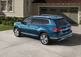 atlas volkswagen interior 2018 volkswagen atlas se with technology and 4motion for sale in