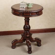 small round dinette table wonderful round pedestal accent table small round pedestal end