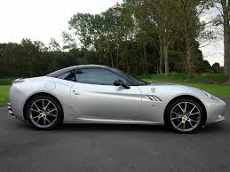 Ferrari California 2012 - current inventory tom hartley