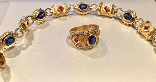 colored stone bracelet images Other colored gemstone bracelets trillion jewels jpeg