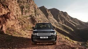black range rover wallpaper range rover black suv cars hd 4k wallpapers