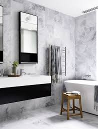 Classic White Bathroom Design And Ideas Black And White Bathroom Designs The 25 Best Black White Bathrooms