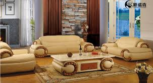 Leather Sofa Wooden Frame Leather Sofa With Wooden Frame New Design Leather Sofa With