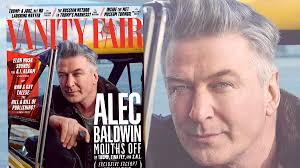 Vanity Fair Magazine Change Of Address Cover Story Alec Baldwin Sounds Off Vanity Fair