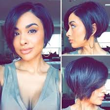 bob haircuts that cut shorter on one side best 25 short bobs ideas on pinterest short bob hairstyles