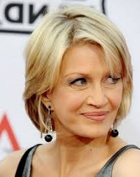 medium length hairstyles for older women with fine hair