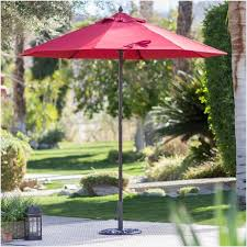 Big Umbrella For Patio Metal Patio Umbrella Attractive Designs Elysee Magazine