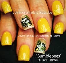robin moses nail art february 2014