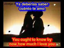 imagenes de amor en ingles español nothing s gonna change my love for you subtitulado ingles español