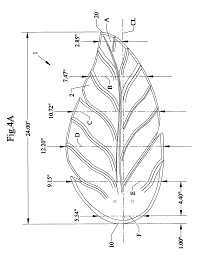 patent us7396212 high efficiency twisted leaf blade ceiling fan