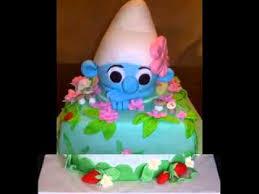 cool smurf cake decorating ideas youtube