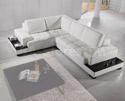 Sears Sofa Sets Living Room Best Modern Leather Sectional Sofa Contemporary