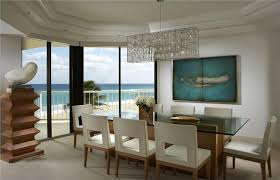 Contemporary Dining Room Chandelier Contemporary Crystal Dining - Contemporary crystal dining room chandeliers