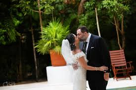 riviera maya wedding at boutique hotel esencia christina and anthony