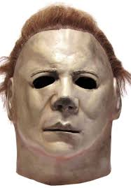 deluxe halloween masks michael myers deluxe mask halloween film mask escapade uk