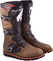 buy boots dubai forma 863326 boulder motorcycle boot for 43 eu brown price