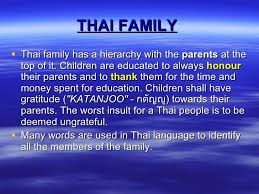 thailand culture traditions