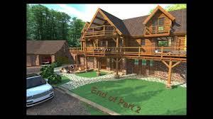 log house sketchup speedbuild part 2 youtube