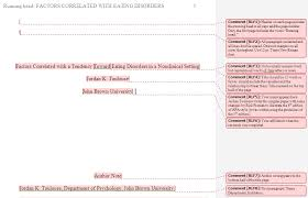 teaching of psych idea exchange an otrp resource apa template