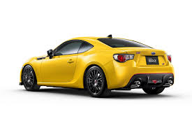 subaru sports car brz 2015 japan gets new 2015 subaru brz ts by sti