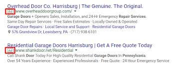 Overhead Door Harrisburg Pa Pay Per Click Ppc Advertising For Garage Door Companies