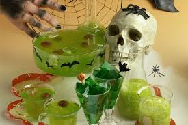 7 great halloween party punch recipes