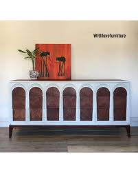 deal alert mcm mid century modern credenza sideboard china buffet